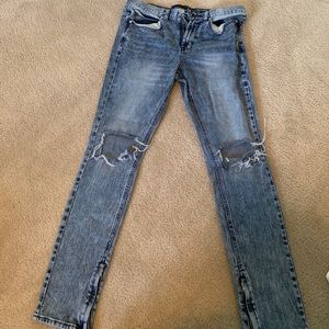 Pacsun men's skinny jeans size 31/32